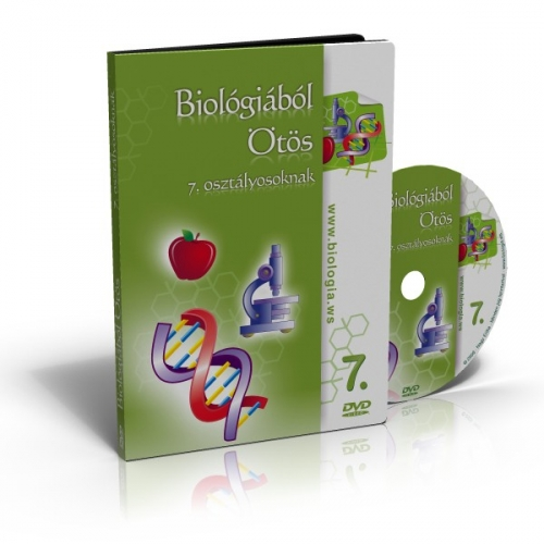 Biológia DVD