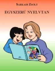 Egyszerű nyelvtan könyv Sarkadi Zsolt