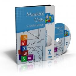 Matek 7 DVD